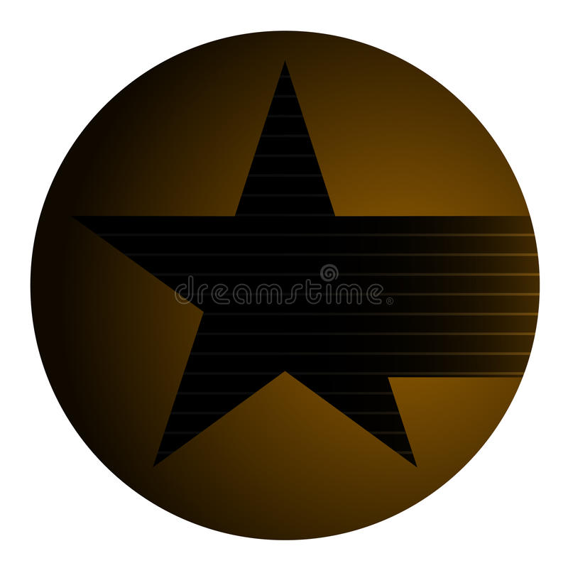 Download Leader symbol stock vector. Image of drawing, button - 22936496
