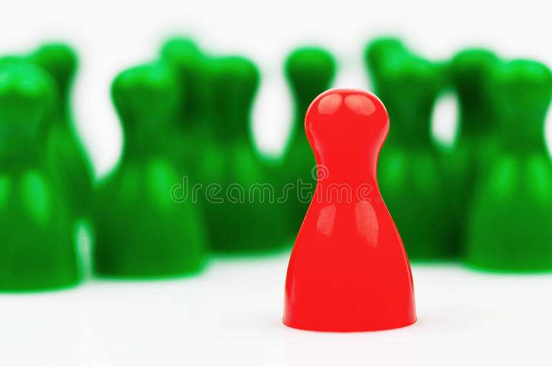 Download Leader Of The Team. Chef And Entrepreneur. Stock Image - Image: 19833831