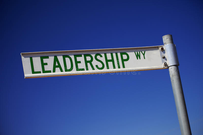 Download Leadership stock photo. Image of leader, sign, company - 13262840