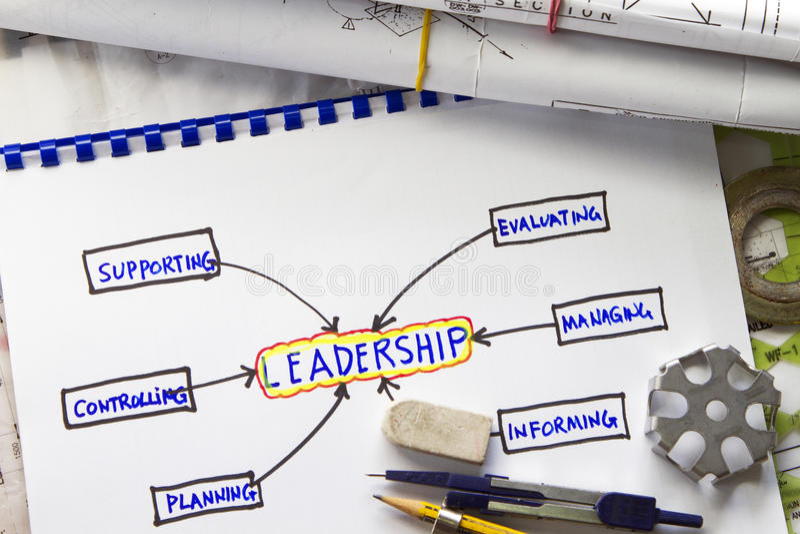Download Leadership stock image. Image of design, ideas, document - 25607543