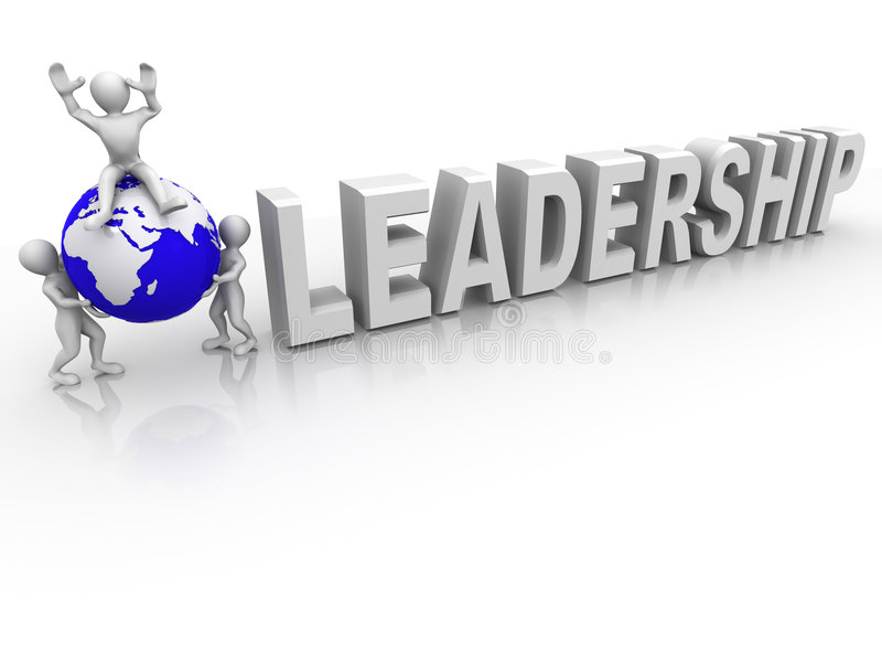 Download Leadership stock illustration. Image of individuality - 8641054