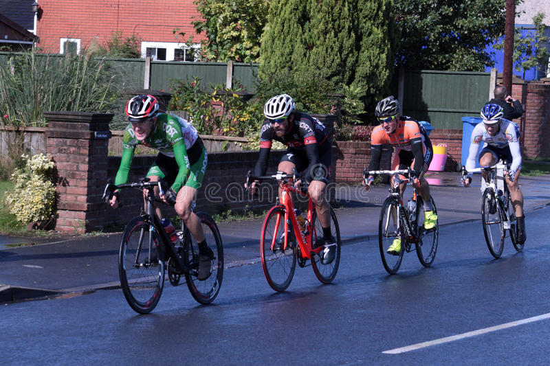 Download Leading Riders Stage 4 Tour Of Britain Cycle Race Editorial Stock Image - Image of breakaway, racing: 26580224