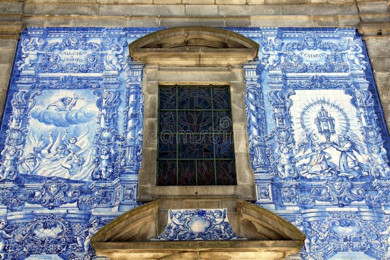 Leadlights i Azulejos obraz stock