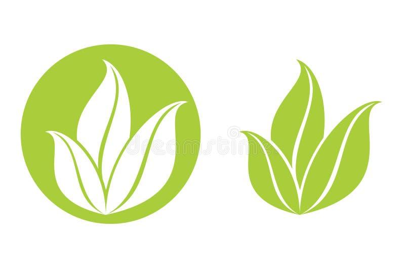 leaf royaltyfri illustrationer