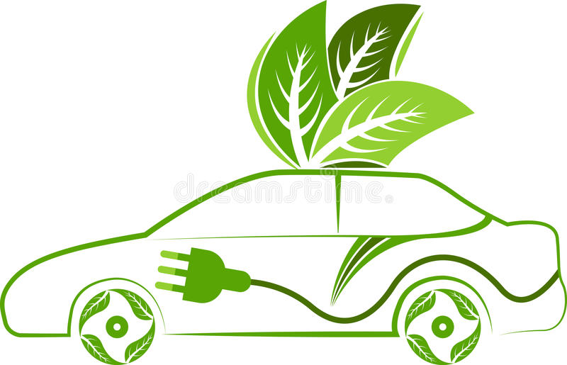 Download Leaf car stock vector. Image of automobile, graphic, engine - 31010554