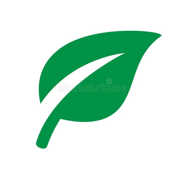 Download Leaf Icon Design Stock Illustration - Image: 83705664