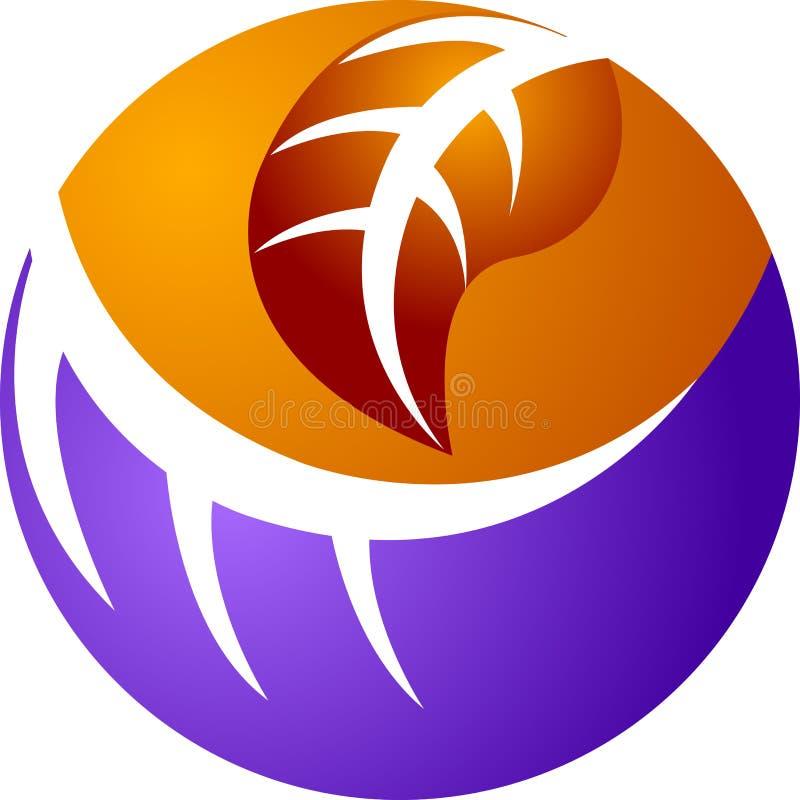 Download Leaf logo stock vector. Illustration of abstract, leaf - 19611107