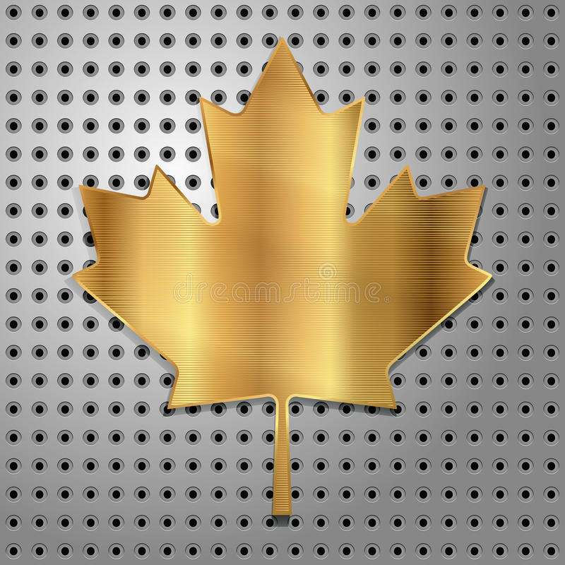 Free Leaf Of Gold Royalty Free Stock Photos - 42918638