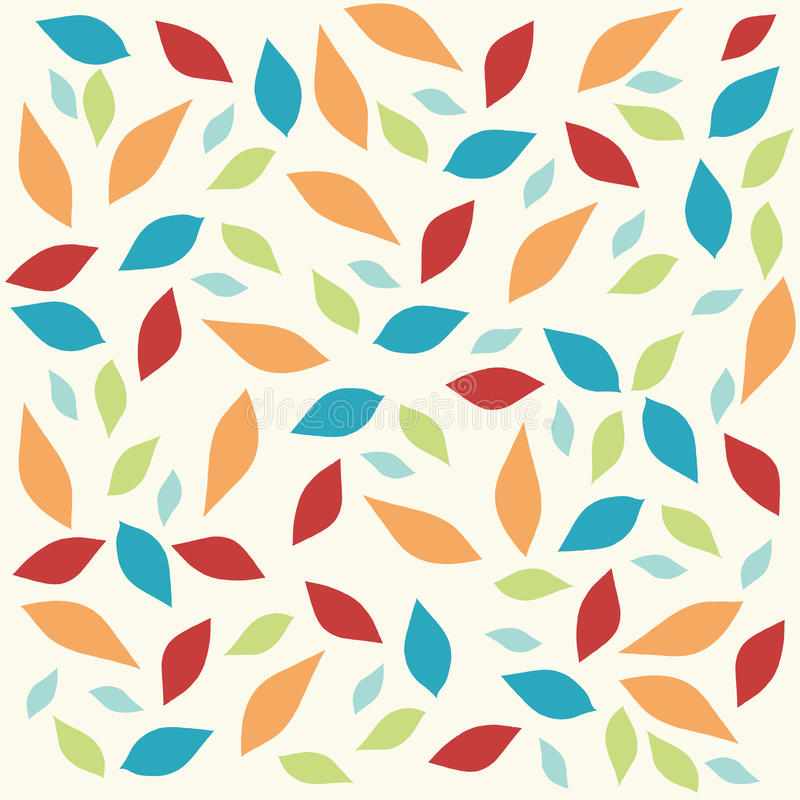 Download Leaf texture. stock illustration. Image of leaf, abstract - 41183927