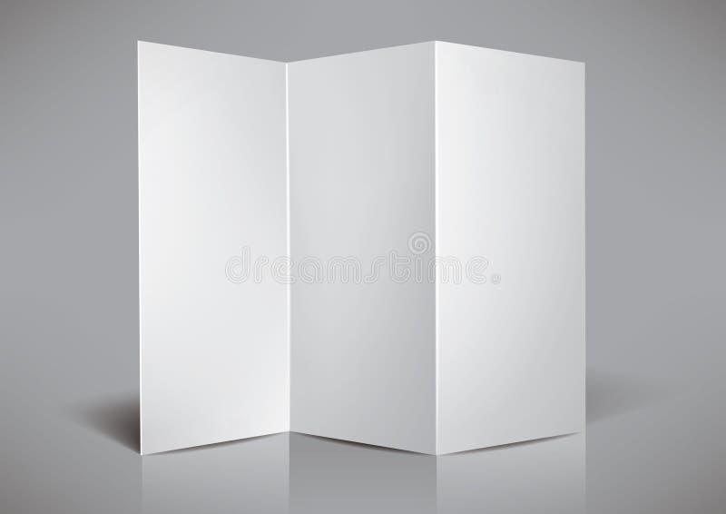 Download Leaflet stock vector. Image of copy, portfolio, design - 18096723