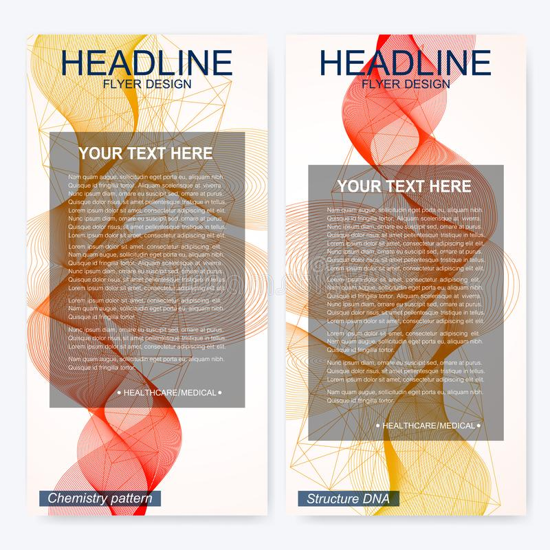 Design Science Journal Cambridge: Leaflet Flyer Layout. Magazine Cover Corporate Identity