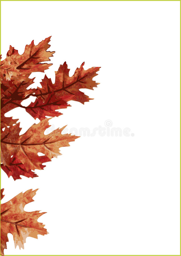 Download Leafs stock illustration. Illustration of outside, outdoor - 3402562