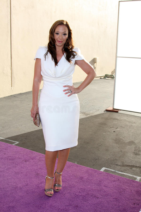 Download Leah Remini Arrives At The ABC / Disney International Upfronts Editorial Photo - Image: 25283776