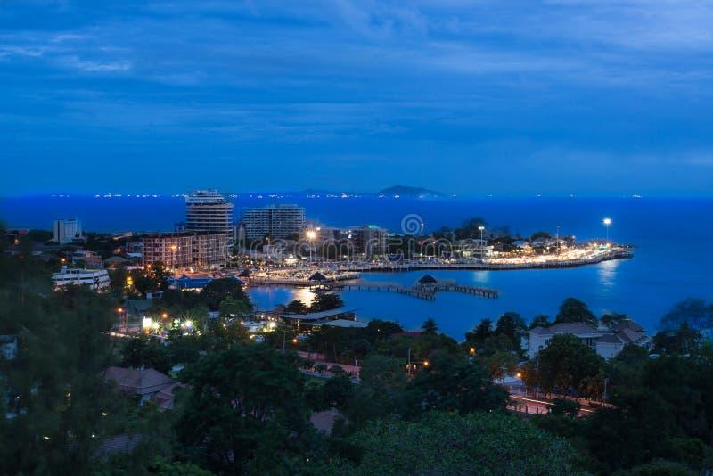 Leam Thaen Chonburi Tajlandia fotografia royalty free