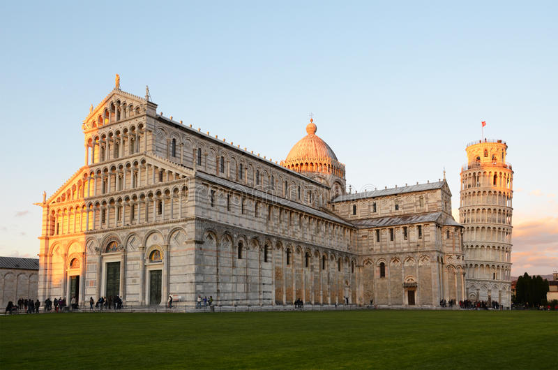 Download Leaning Tower stock photo. Image of heritage, darkness - 24335170