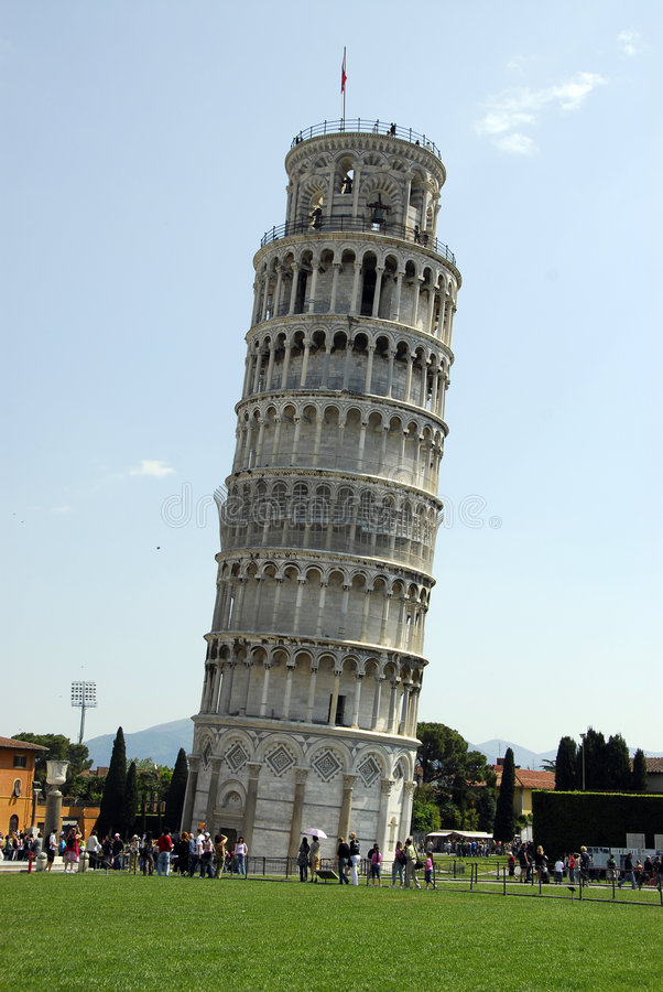 Free Leaning Tower Of Pisa Royalty Free Stock Photos - 2430648