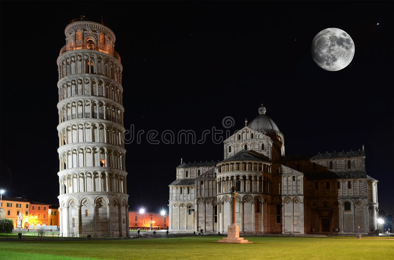 Leaning Tower , Pisa stock photos