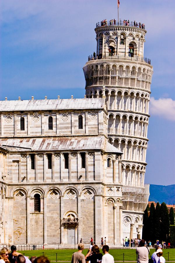 Download Leaning Tower Of Pisa Italy Stock Photo - Image of structure, medieval: 10329948