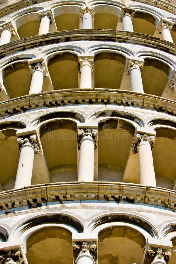 Leaning Tower Of Pisa Italy Stock Photo