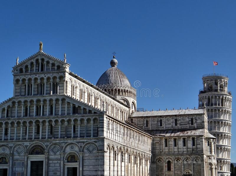 Leaning Tower Of Pisa In Italy Free Public Domain Cc0 Image