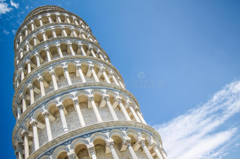 Leaning Tower Of Pisa Free Public Domain Cc0 Image