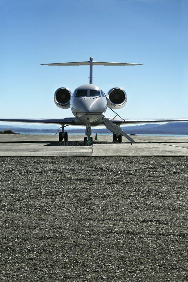Learjet photos libres de droits