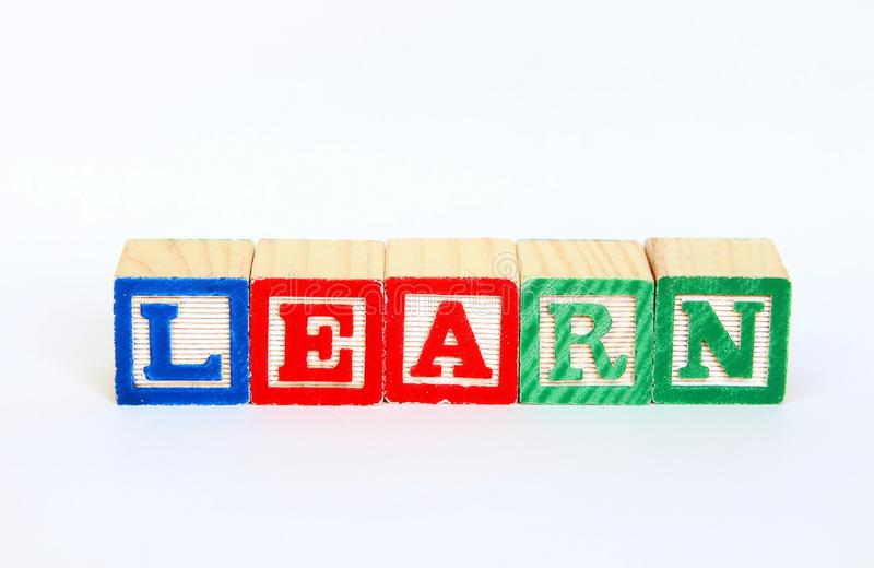 Download Learn stock photo. Image of alphabet, learn, school, toys - 21717698