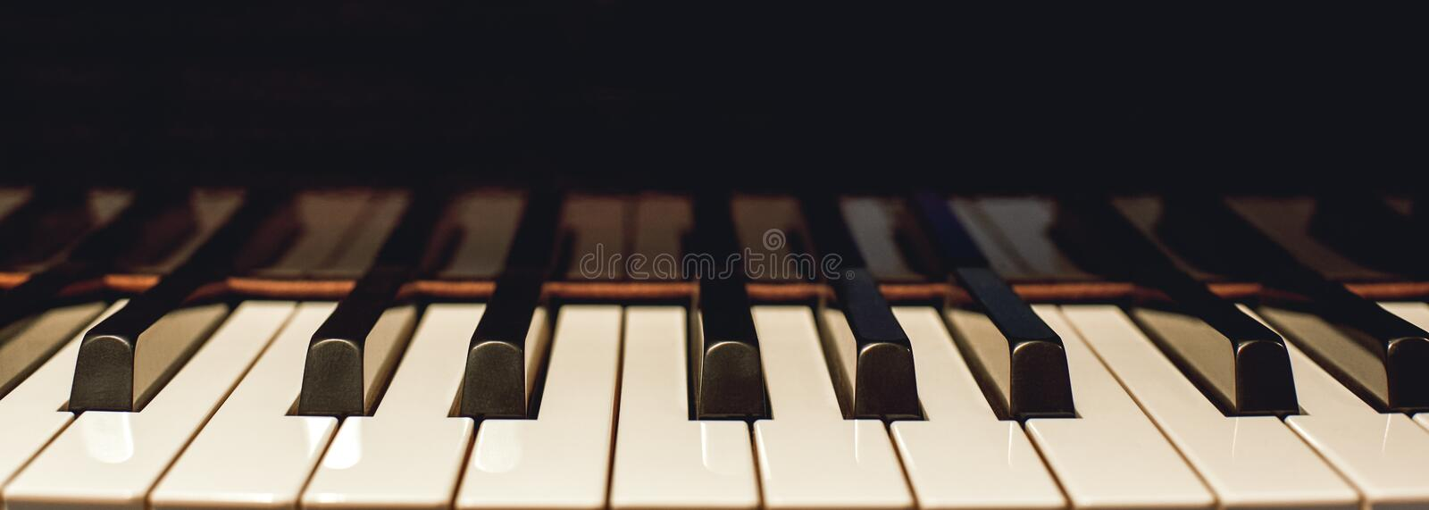 Piano Close-up, Musical Instrument  Learn To Play The