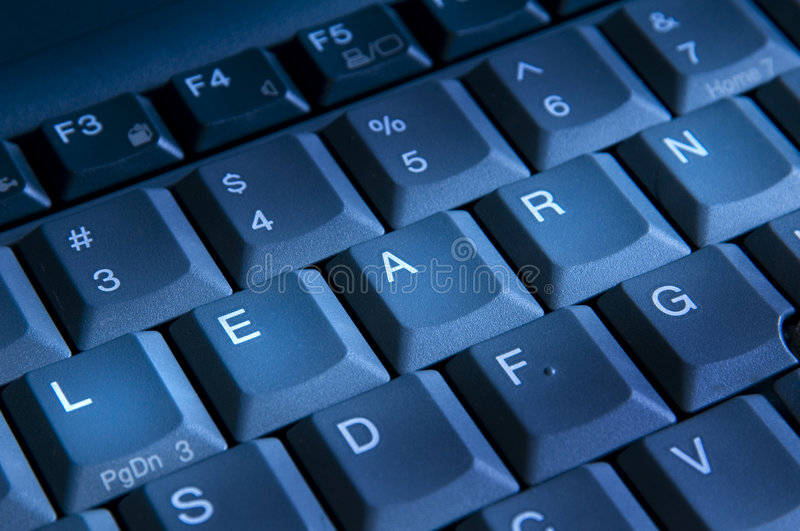Download Learn keys stock photo. Image of keys, computer, distance - 6615660