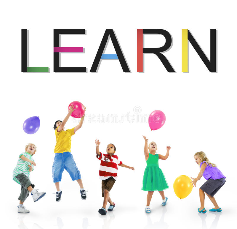 Learn Learning Education Knowledge Wisdom Studying Concept stock images