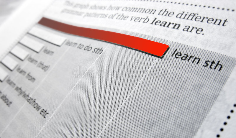 Download Learn something stock image. Image of information, phrase - 4106703