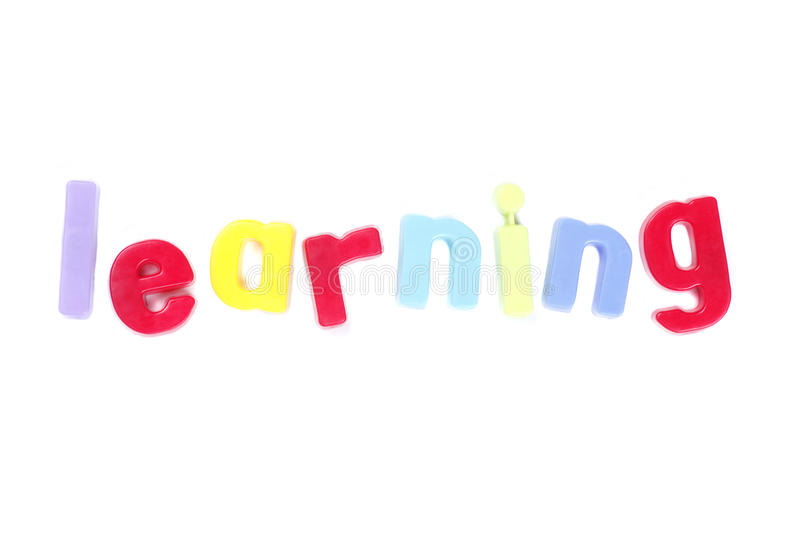 Download Learning stock photo. Image of letters, preschool, learn - 14415728