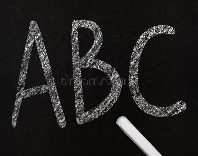 Download Learning The Alphabet Stock Images - Image: 24718054