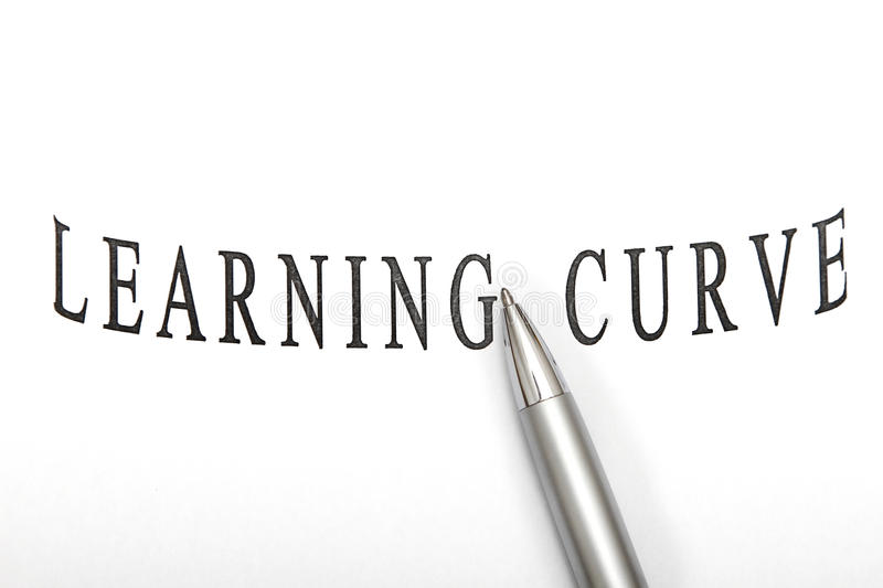Download Learning curve stock photo. Image of holding, diagram - 12773356