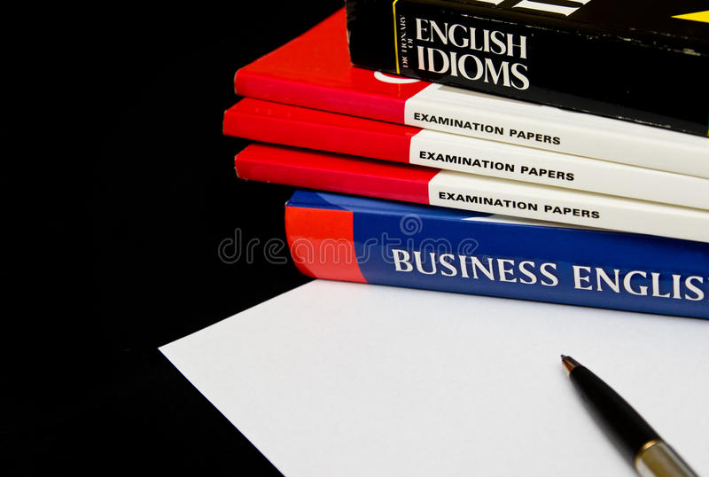 Download Learning English stock photo. Image of space, sheet, english - 15788756
