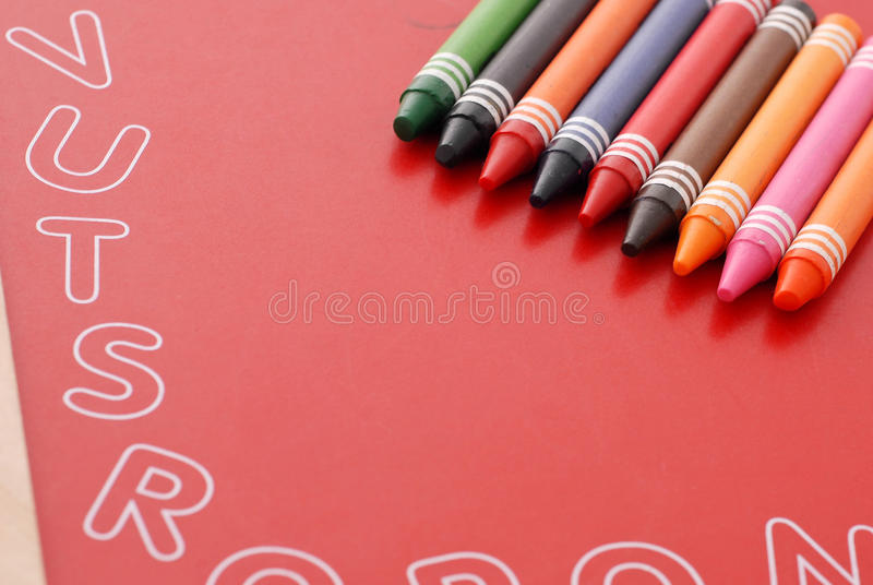 Download Learning To Color stock photo. Image of grade, decorate - 24265228