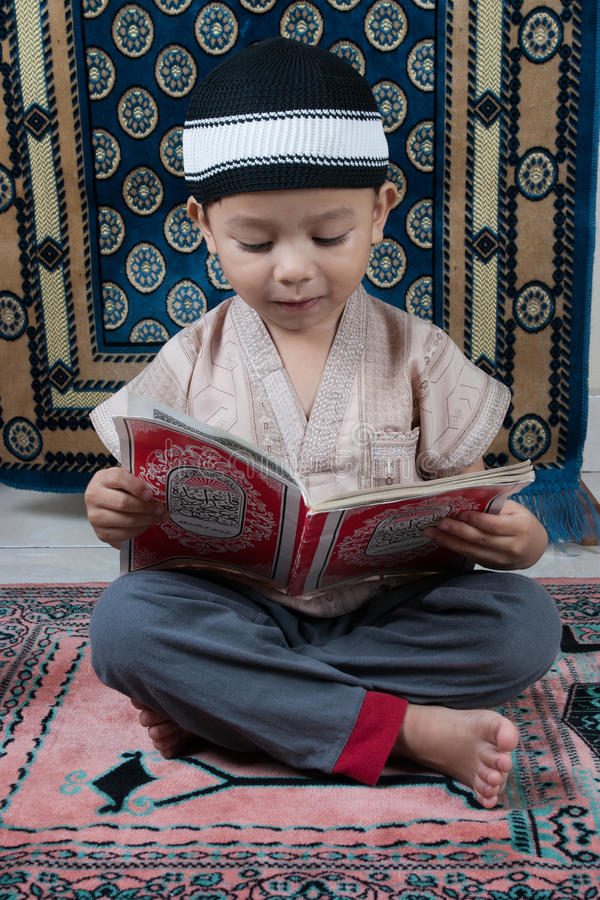 Free Learning To Read Quran Royalty Free Stock Images - 21486429