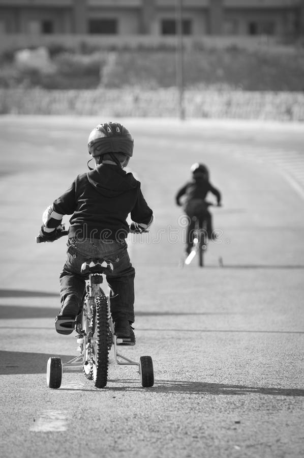 Download Learning to Ride stock photo. Image of pedal, wheels - 23359548