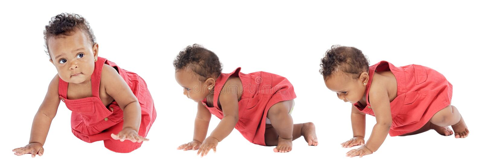 Download Learning to walk stock photo. Image of little, adorable - 4589374
