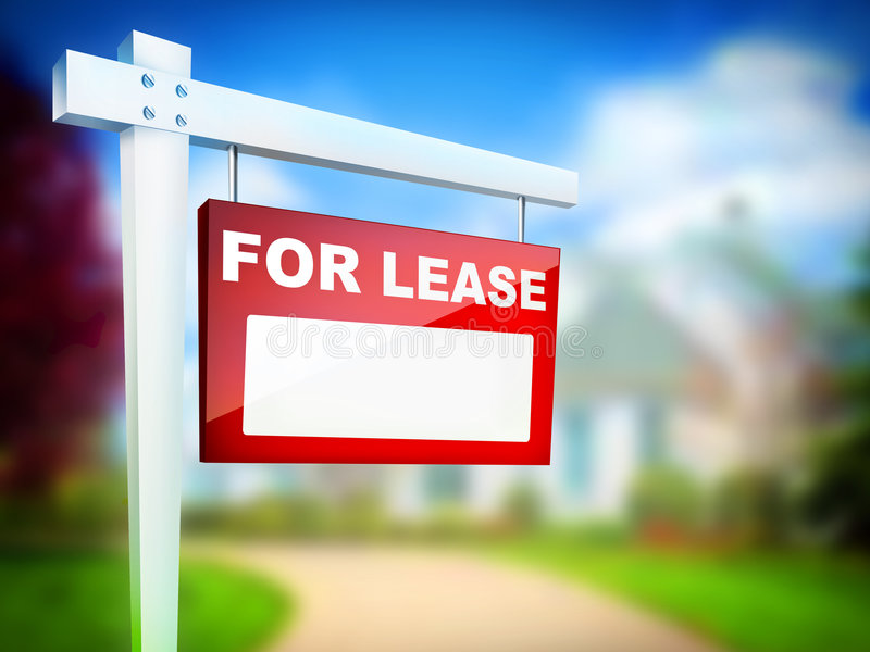 Download For Lease stock illustration. Image of marketing, commercial - 9187133