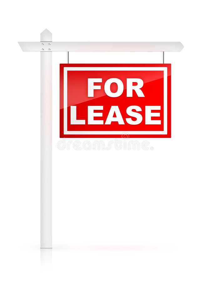 Download For Lease Stock Image - Image: 9187141