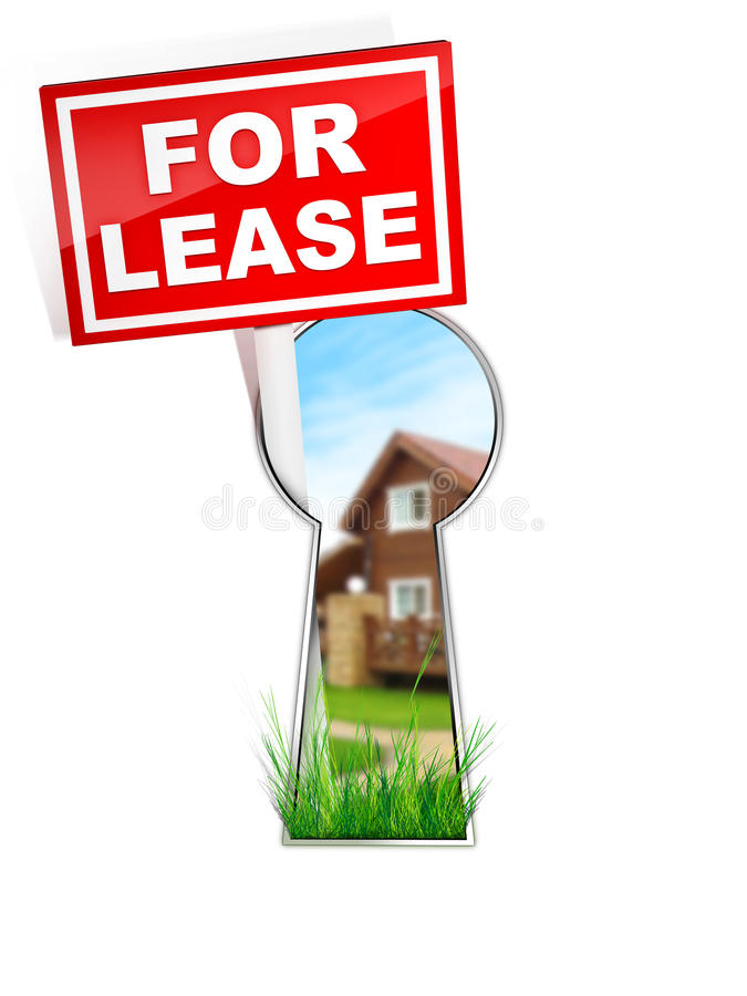 For Lease Stock Photos