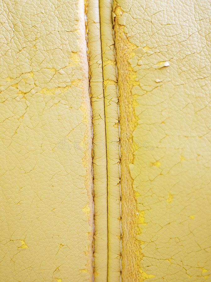 Download Leather stock photo. Image of yellow, background, repair - 6019338