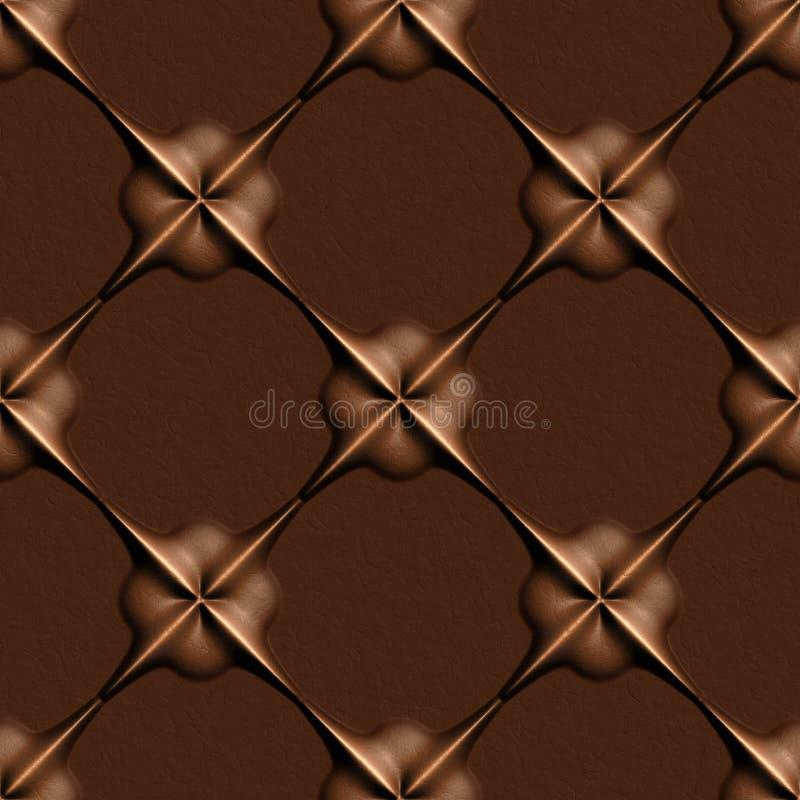 Leather031812 ilustração stock