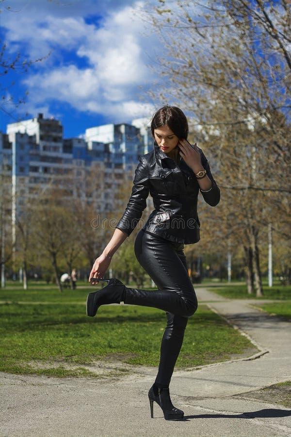 Leather1 库存图片