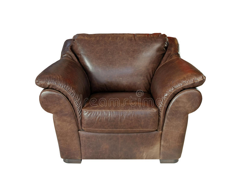 Download Leather armchair stock photo. Image of armchair, retro - 22851850