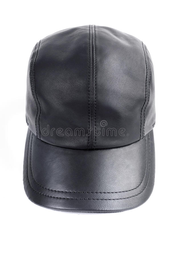 Download Leather Baseball Cap Royalty Free Stock Images - Image: 12880839