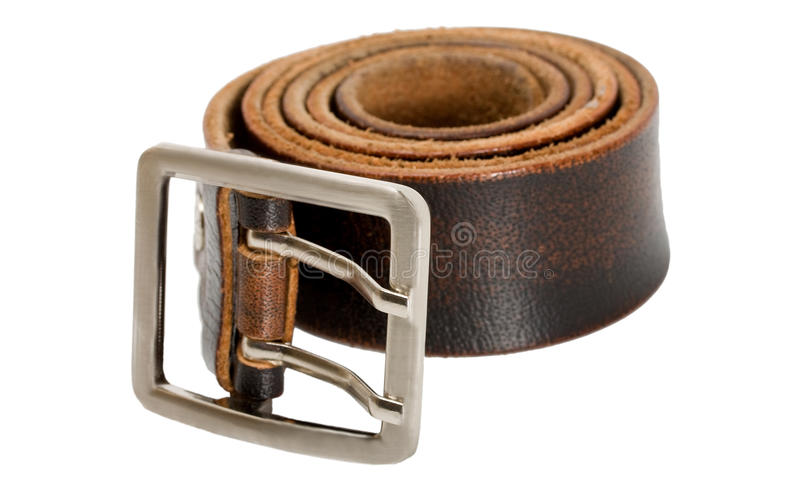 Leather Belt Royalty Free Stock Image