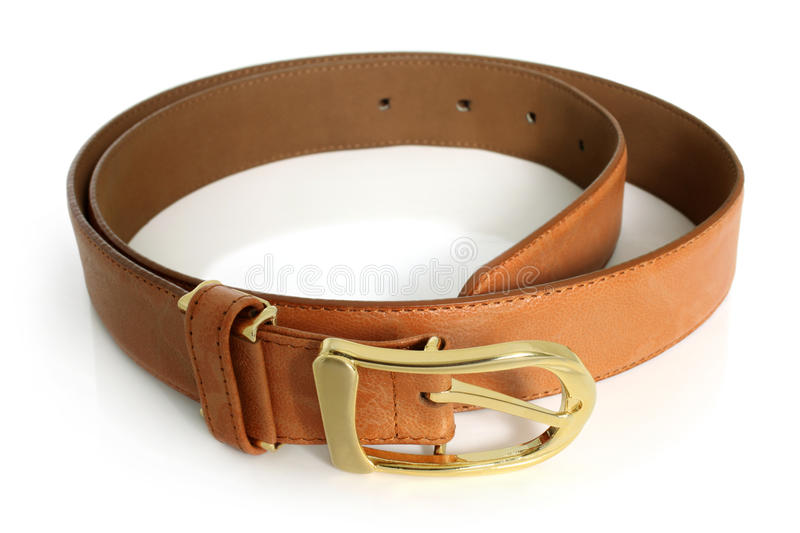 Download Leather belt stock photo. Image of loop, buckle, fashion - 54539372