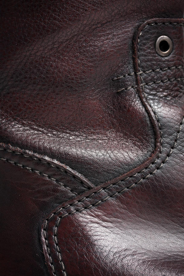 Download Leather Boot Detail stock illustration. Illustration of foot - 21278845